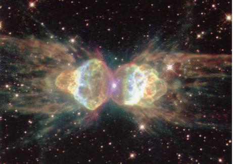 Star Collission