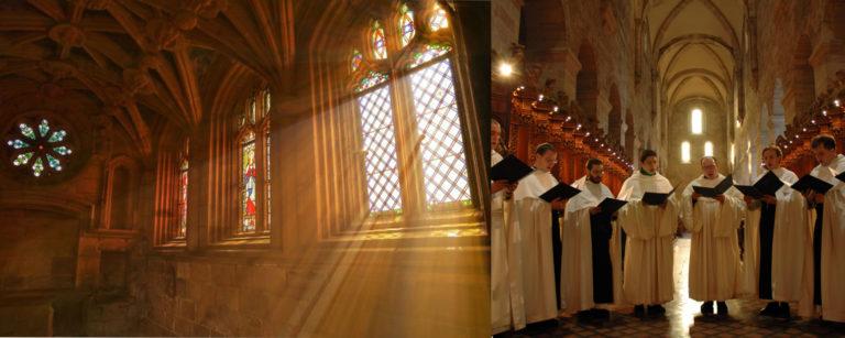 Gregorian Monks Singing