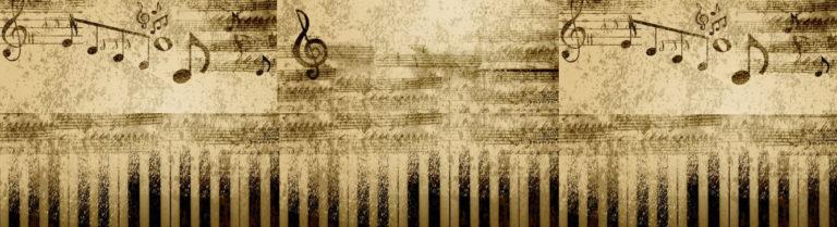 Long Musical Sheet