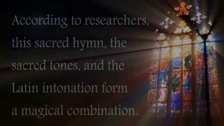 """Gregorian Chant titled """"The Hymn to St. John the Baptist"""""""
