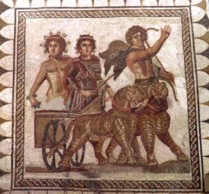 Triumph Of Bacchus