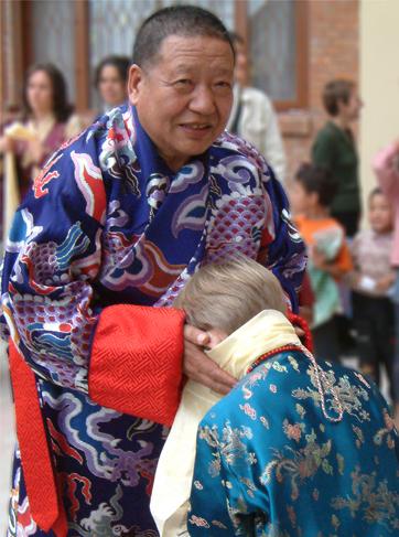 Akong Rinpoche - my Precious Guru
